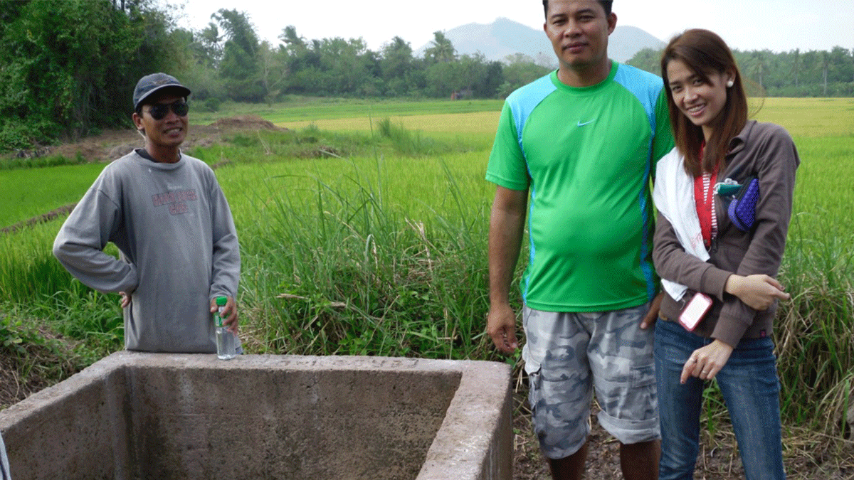 Artesian Wells for Waterless Communities in Balud, Masbate
