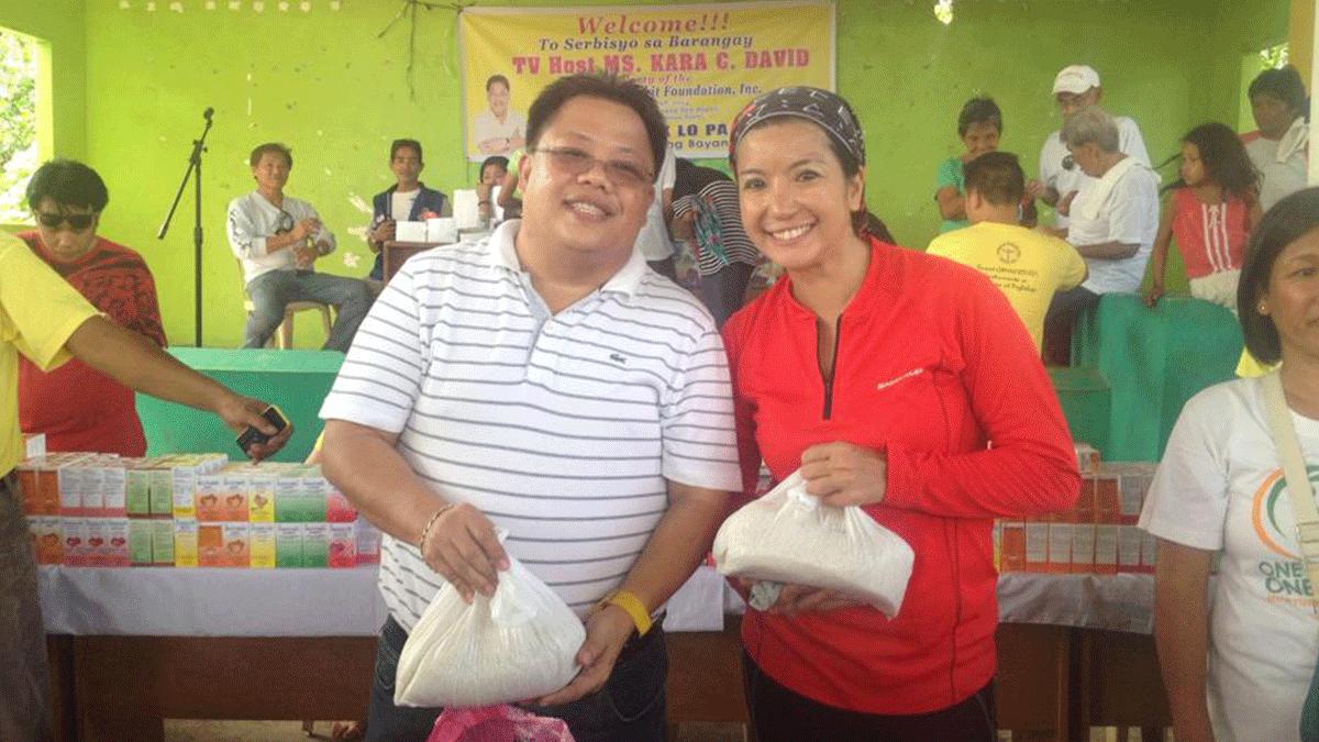 Feeding Program for Malnourished Kids in Bicol