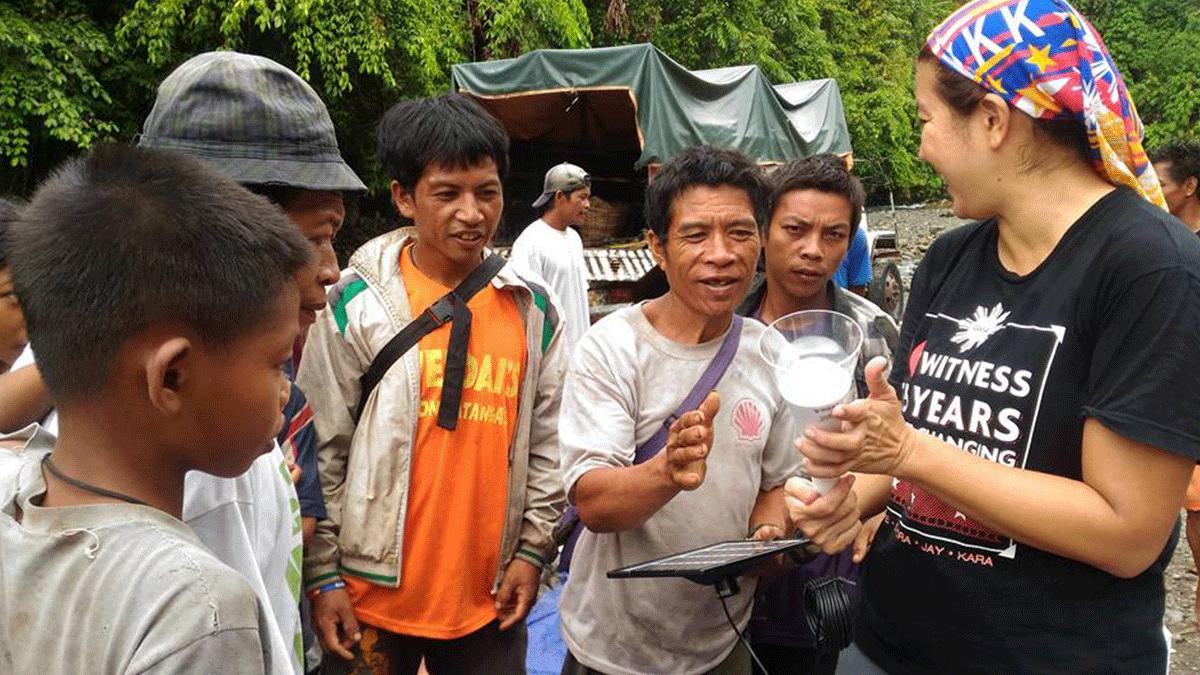 Outreach Sitio Dyangdang Bansud Mindoro Oriental