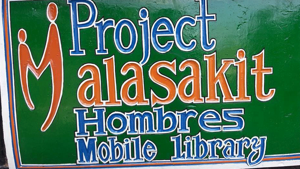 Mobile Library for the Aetas