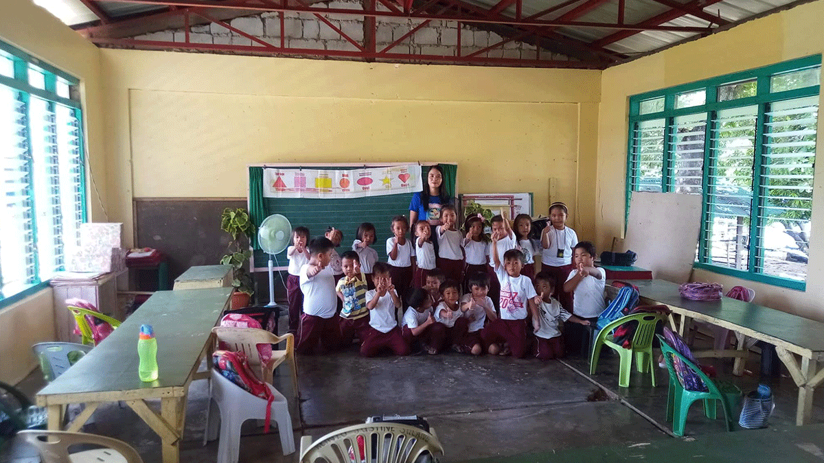 School Renovation for Bolinao Pangasinan
