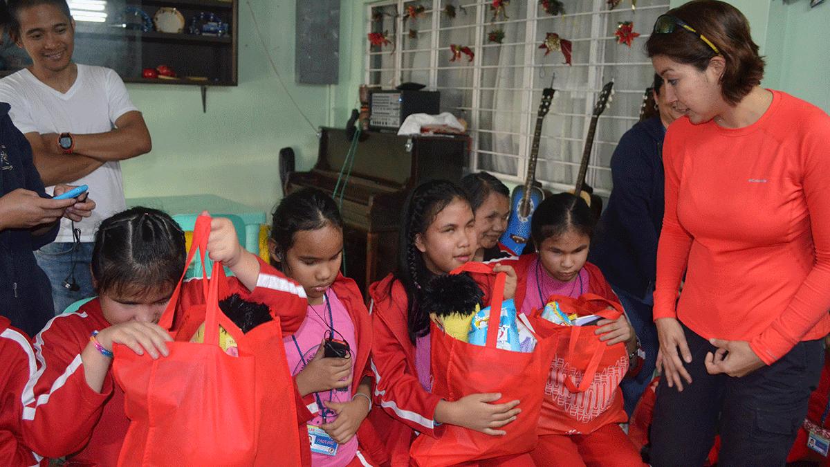 Blind Kids of Baguio